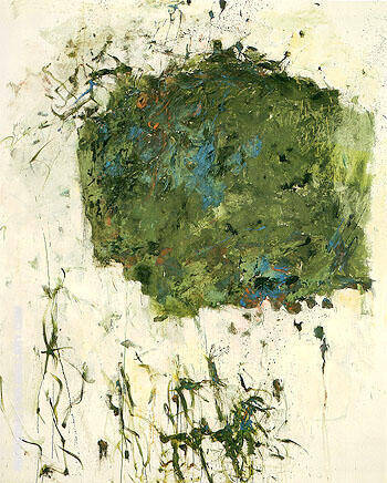 Calvi 1964 By Joan Mitchell - Oil Paintings & Art Reproductions - Reproduction Gallery