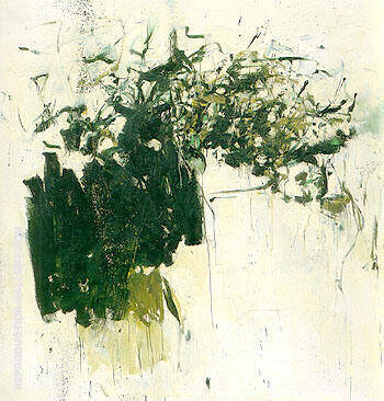 Untitled 1964 41 By Joan Mitchell Replica Paintings on Canvas - Reproduction Gallery