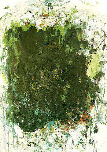 Untitled 1964 38 By Joan Mitchell Replica Paintings on Canvas - Reproduction Gallery