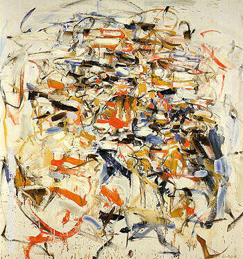 Casino 1956 Painting By Joan Mitchell - Reproduction Gallery
