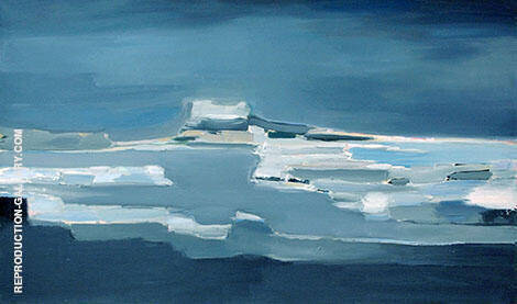 Fort Carre d'Antibes By Nicolas De Stael