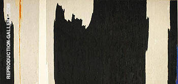 Untitled ph1123 By Clyfford Still