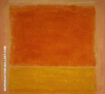 Untiled 1954 By Mark Rothko