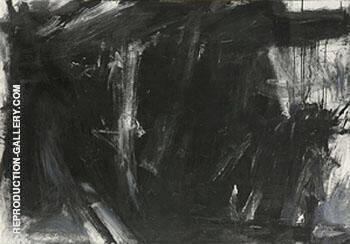 Laureline 1956 By Franz Kline