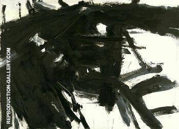 Siskind 1958 By Franz Kline