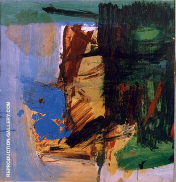 Untitled c1960 By Franz Kline