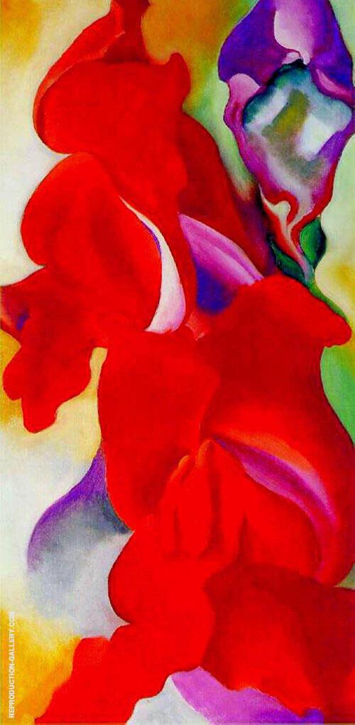 Untitled Flower 1923 430 By Georgia O'Keeffe
