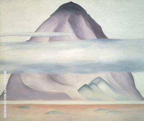 Misti Again A Memory 1957 By Georgia O'Keeffe