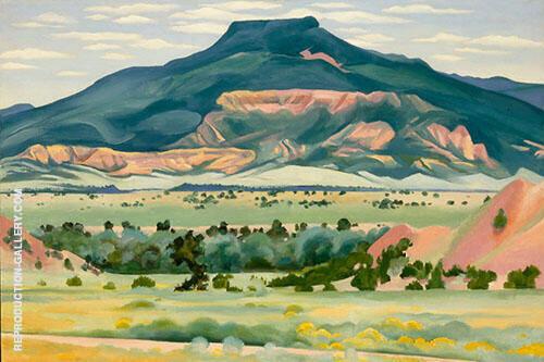 My Front Yard Summer 1941 By Georgia O'Keeffe