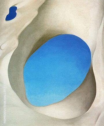 Pelvis 1944 3 By Georgia O'Keeffe