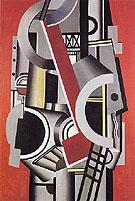 Mechanical Element 1924 By Fernand Leger