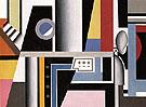 Mechanical Element 1924 1 By Fernand Leger