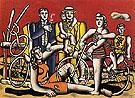 Leisure 1944 By Fernand Leger