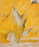 Yellow Cottonwoods 1946 By Georgia O'Keeffe