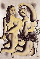 The Dance 1929 By Fernand Leger