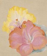 Untitled Hibiscus 1939 By Georgia O'Keeffe
