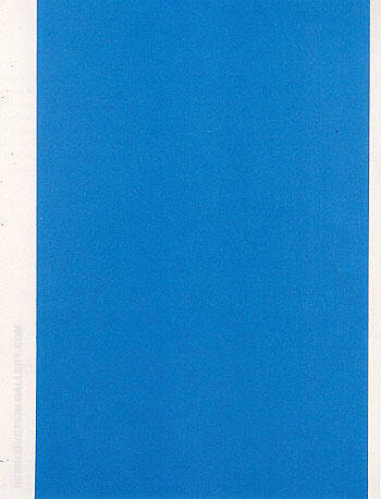 Untitled 1970 108 By Barnett Newman