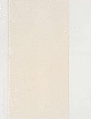 Tenth Station 1965 By Barnett Newman