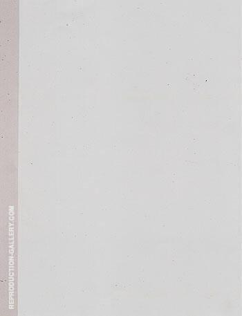 Fourteenth Station 1965 By Barnett Newman
