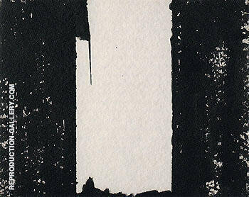 Untitled 1949 23 By Barnett Newman