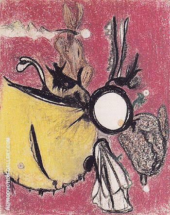 Gea 1944 By Barnett Newman