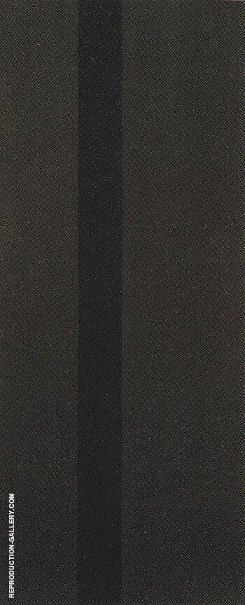Abraham 1949 By Barnett Newman