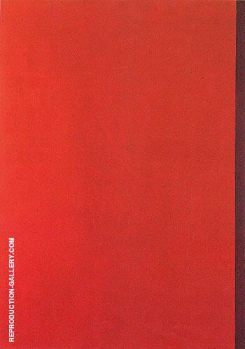 Eve 1950 By Barnett Newman