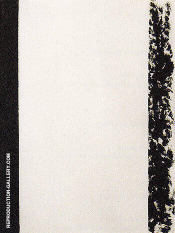 Untitled 1960 72 By Barnett Newman
