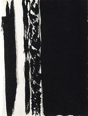Untitled 1960 70 By Barnett Newman