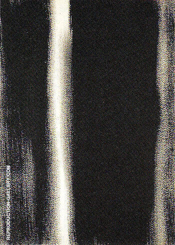 Untitled 1960 67 By Barnett Newman