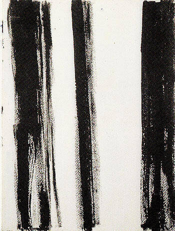 Untitled 1960 68 By Barnett Newman