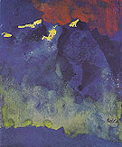 Mountains By Emil Nolde