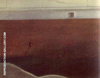 Bathing 1907 Painting By Leon Spilliaert - Reproduction Gallery