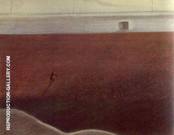 Bathing 1907 By Leon Spilliaert
