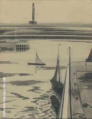 Port By Leon Spilliaert