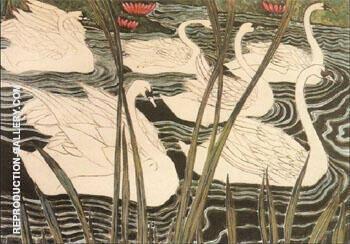 Swan By Leon Spilliaert