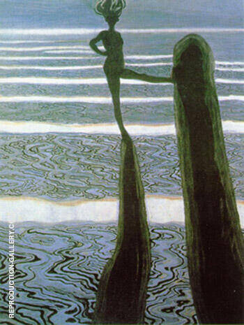 The Posts By Leon Spilliaert