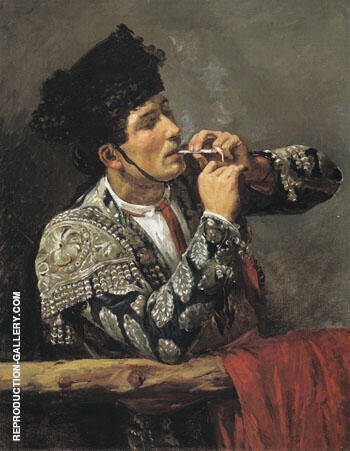 After the Bullfight 1873 By Mary Cassatt - Oil Paintings & Art Reproductions - Reproduction Gallery