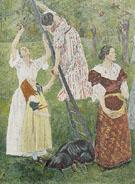 Philadelphia 1893 By Mary Cassatt