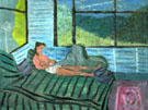 Interior with Figure 1938 By Milton Avery