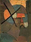 Struck from the List 1933 By Paul Klee