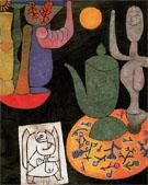 Still Life Ohne Titel Stilleben 1940 By Paul Klee