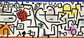Rich Harbor 1938 By Paul Klee
