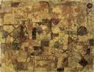 Carpet of Memory 1914 By Paul Klee