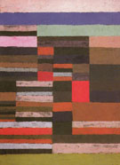 Individualized Measurement of the Strata 1930 By Paul Klee