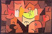 Stage Landscape 1937 By Paul Klee
