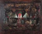 Nocturnal Festivity 1921 By Paul Klee