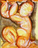 Rose Caryatid Audace c1914 By Amedeo Modigliani
