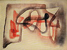 Three Subjects Polyphony 1931 By Paul Klee