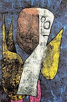 Poor Angel 1939 By Paul Klee